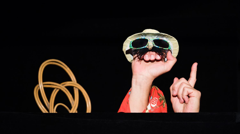 Oralneurotiker (Deutschland). Scheune – Schaubuden – Sommer 2015. Das XVIII. internationale Sommerfestival für Theater, Vergnügen und Musik in der Dresdner Neustadt. Foto: André Wirsig